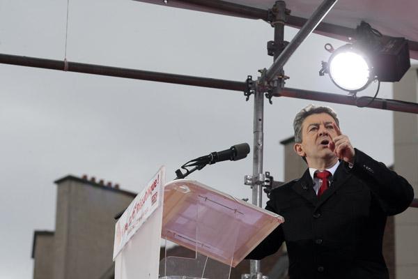PréŽsidentielles 2012 - Front de Gauche