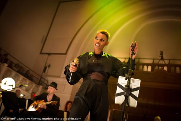 Skunk Anansie, Portrait, Live, Cadogan Hall, Londres, London