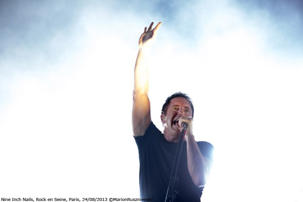 Nine Inch Nails, Rock en Seine