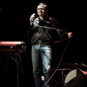 Alice Lewis & Bertrand Burgalat, Les Trois Baudets , Paris, 04/10/2013