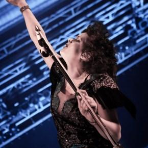 Arcade Fire, Le Pavillon Baltard, Nogent sur Marne, 22/11/2013