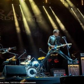 BBK Festival, Bilbao, Espagne, 10-11-12/07/2014