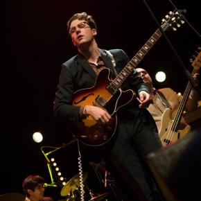 Nick Waterhouse & Charles Bradley, Cité de la Musique, Paris, 3/09/2014