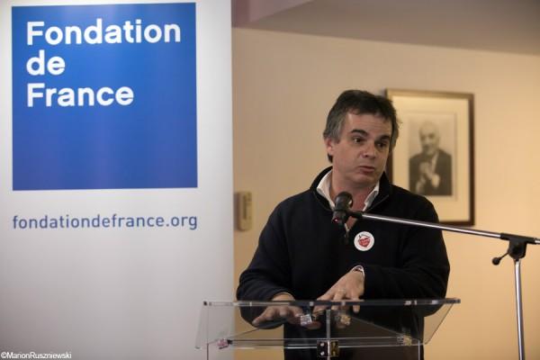 Conférence de presse - Fondation I Loge You