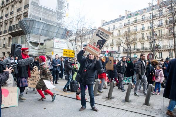 Marche Républicaine Charlie Hebdo