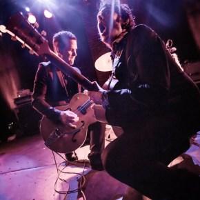 Hayseed Dixie & Heavy Trash, La Maroquinerie, Paris  27/02/2015