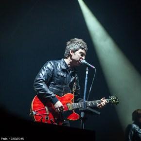 Noel Gallagher, Le Zénith, Paris, 12/03/2015