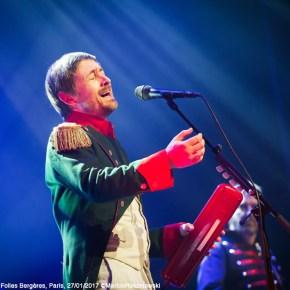 The Divine Comedy, Les Folies Bergère, Paris, 25/01/2017