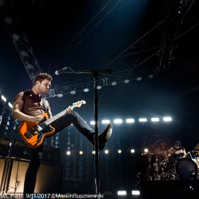 Royal Blood, Le Zénith, Paris, 9/11/2017