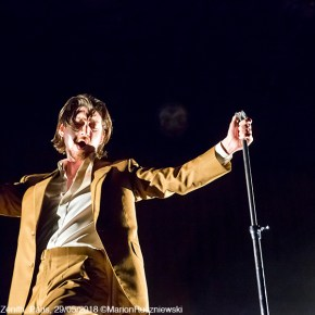Arctic Monkeys, Le Zénith, Paris, 29/05/2018