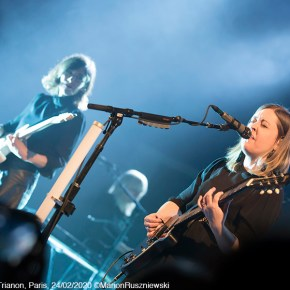 Sleater-Kinney, Le Trianon, Paris, 24/02/2020
