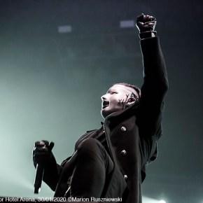 Slipknot, Bercy Aréna, 30/01/2020
