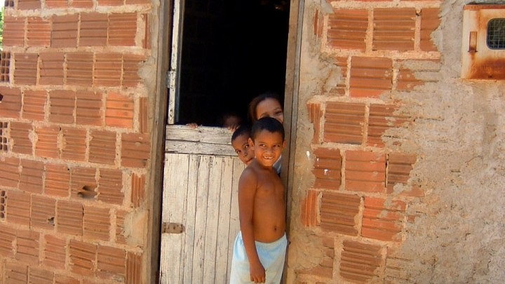 Brazilian children in Juazeiro (Nordeste)