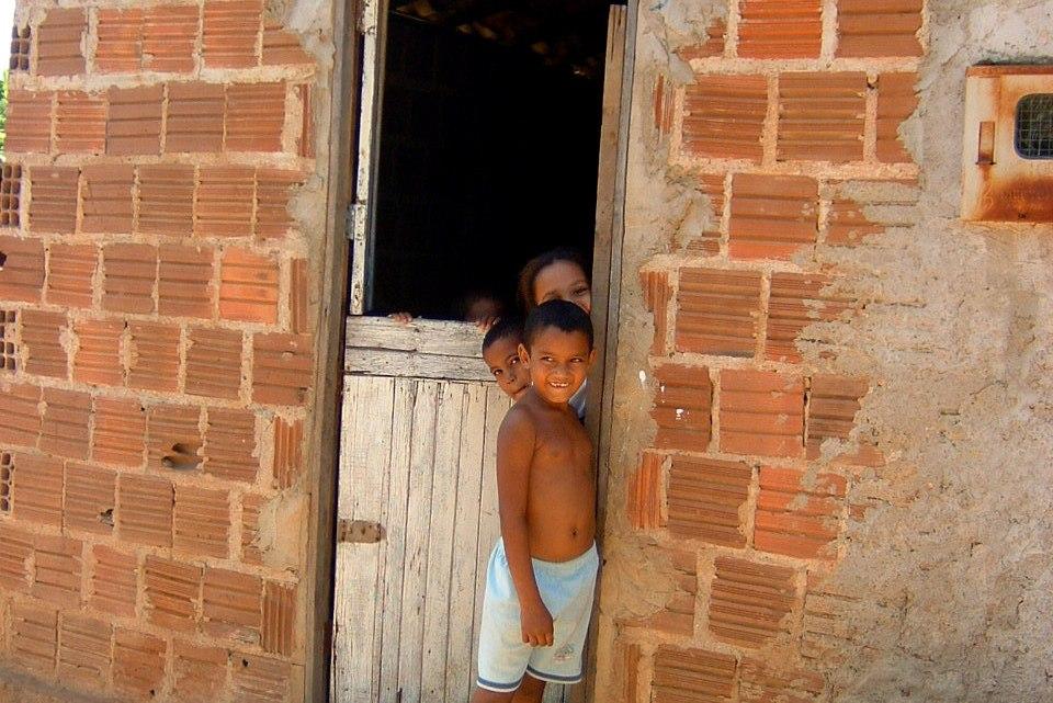 Brazilian children in Juazeiro (Nordeste)