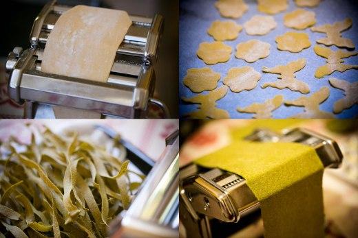 recete des pâtes fraiches maison