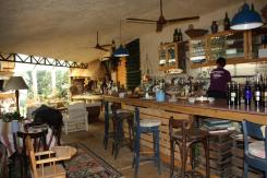 Photo of the living room in the house of Ramzi and Sami Ghosn, Massaya, Lebanon