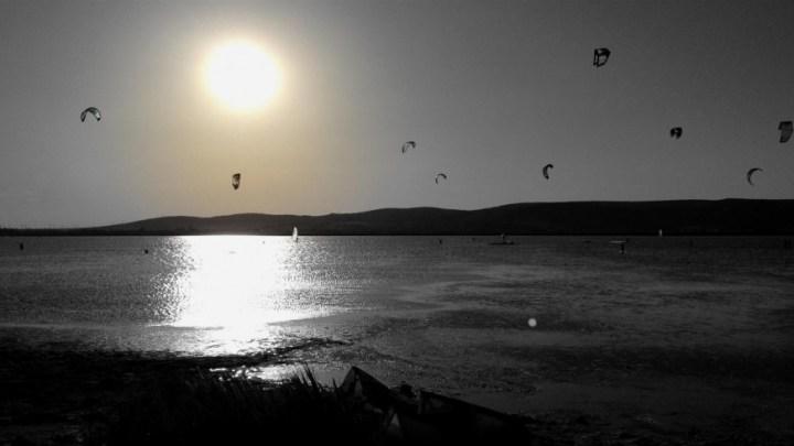 Kitesurf à Frontignan