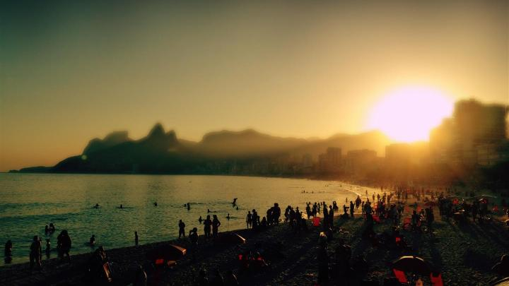 Brésil Juin 2012