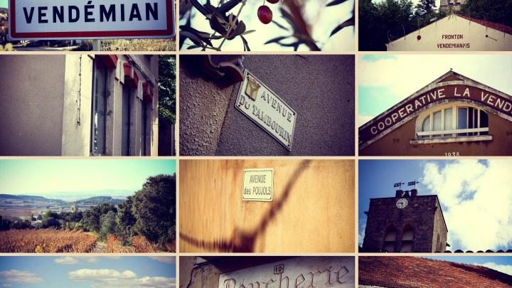 Vendémian, my childhood village