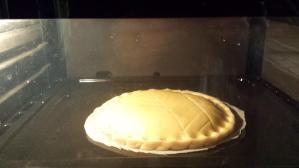 cuisson de la galette des rois