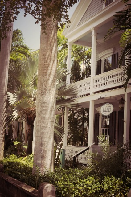 Pretty house in Key West
