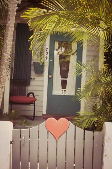 Pretty house in Key West