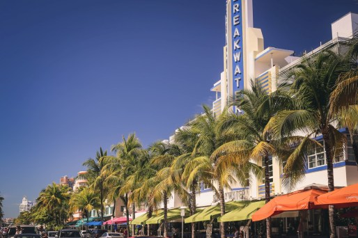 Miami Beach Art Deco District, Florida