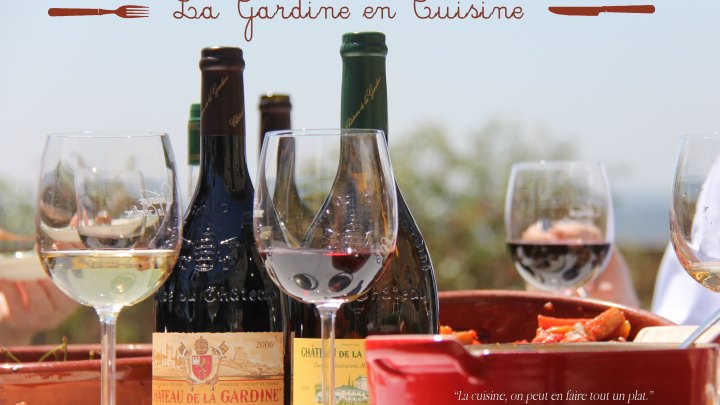 My Food and Wine Cooking Book: La Gardine in the kitchen