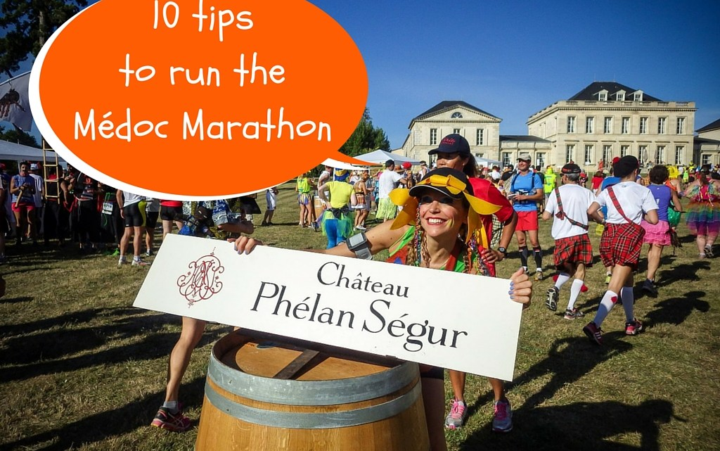 10 tips to run the Médoc marathon (registration, accomodation, etc.)💡👍