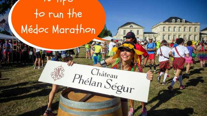 10 tips to run the Médoc marathon (registration, accomodation, etc.)💡👍