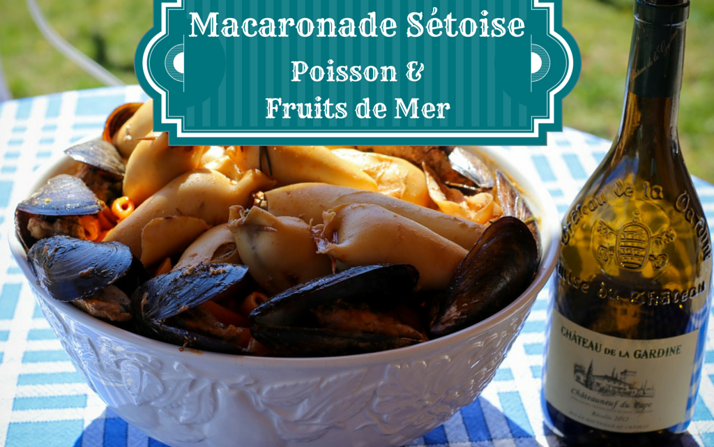 Seafood Macaronade from Sète (Languedoc)