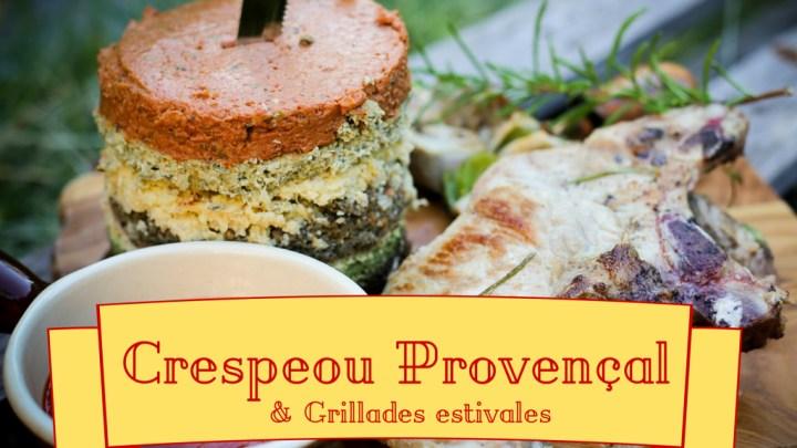 A colourful Provencal dish: The Crespeou !
