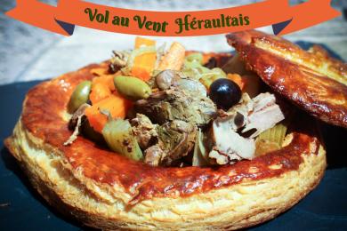 recette du Vol au Vent Héraultais