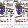Worlds Wine Production & Consumption   Production et consommation mondiale de vin