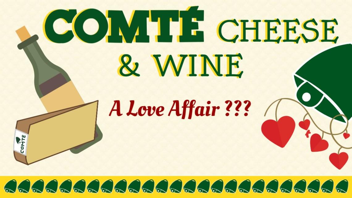 Vin et Comté : une histoire d'amour ? (infographie)