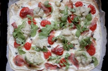 pizza-ricotta-artichauts-jambon-artichokes-ham (23)