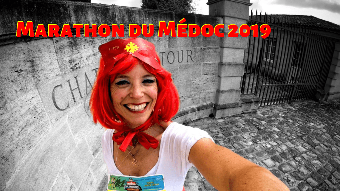 2019 Médoc marathon🍇🍷🏃♀️🎭