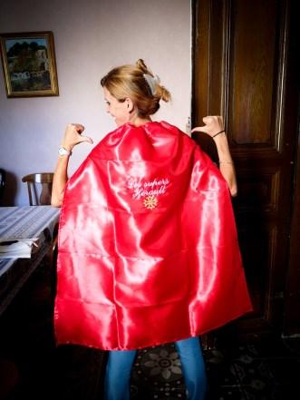 déguisements pour le marathon du médoc