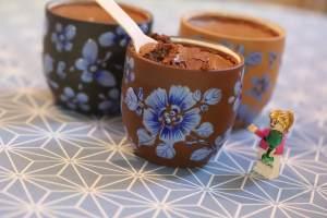 Mousse au chocolat à l'aquafaba