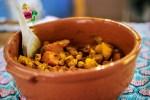 Tajine de légumes à la courge butternut