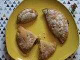 Empanadas aux blettes et chorizo