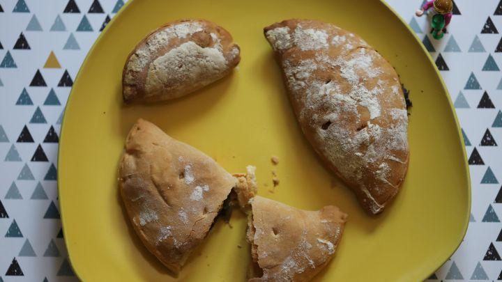 (Français) Empanadas (chaussons espagnols) aux blettes et chorizo 🥟🥬