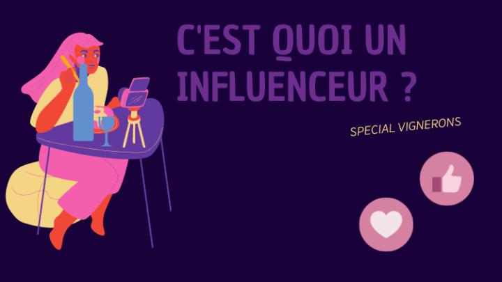 """(Français) Fiche mémo pour les vignerons """"les influenceurs""""🍇🍷🤳❤"""