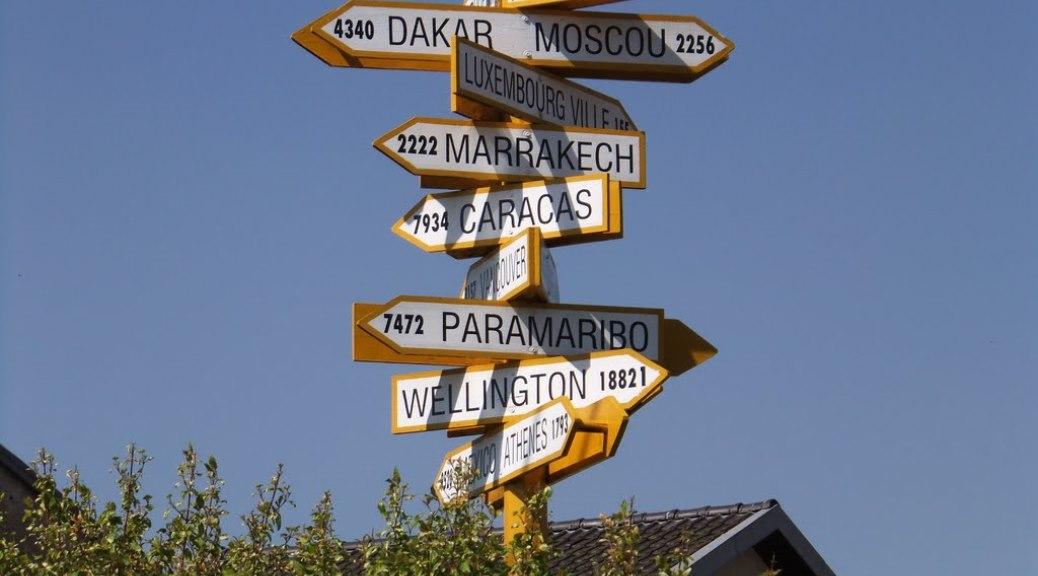 Comment définir son itinéraire?