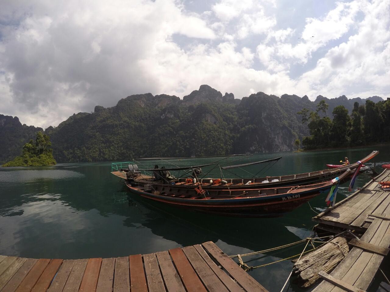 Le parc national de Khao Sok