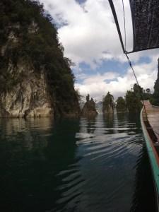 Lac de Khao Sok 7