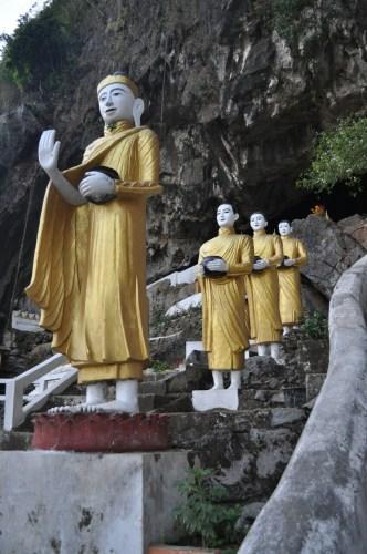 Hpa-an Yathaypyan cave 2