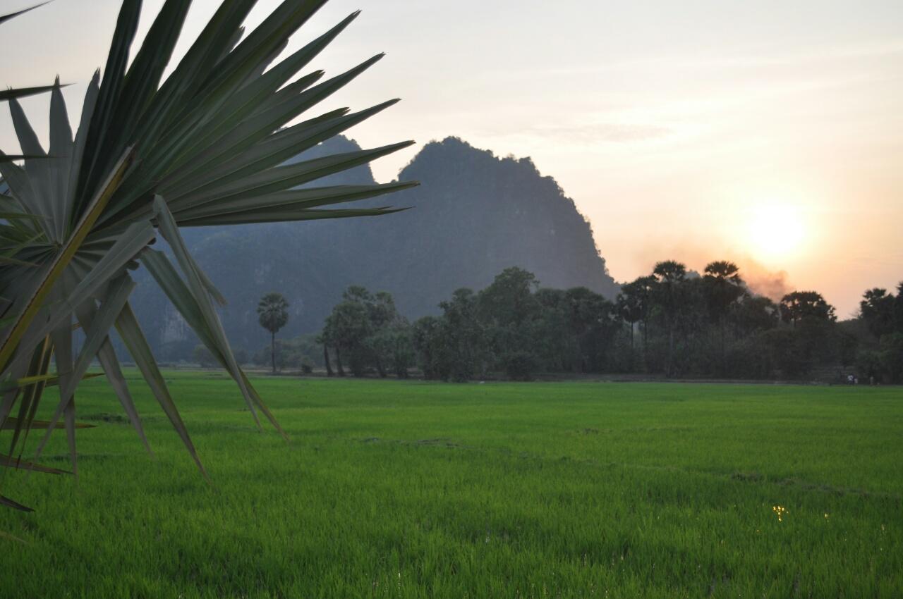 Hpa-an : la beauté des paysages karstiques du Myanmar