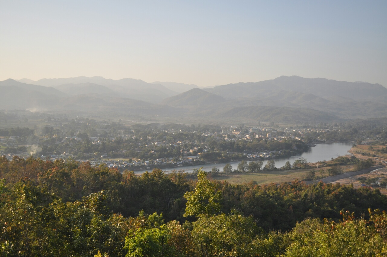 Hsipaw : la découverte des montagnes du Myanmar