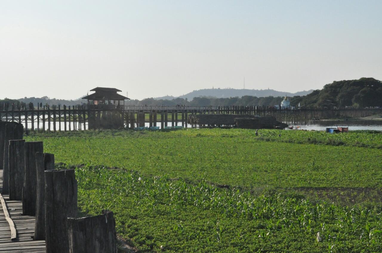 Mandalay et ses alentours